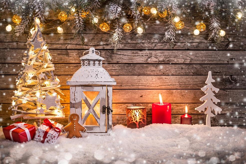 Новый год 2021 и Рождество